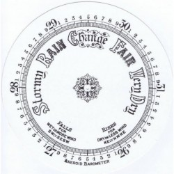 Cast cistern screw...