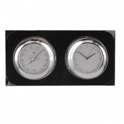 "Chrome plated 8"" aneroid bezel"